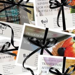 Pecks Restaurant Gift Experience Vouchers